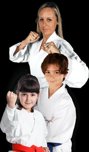 Family Karate Taekwondo Fitness ckd